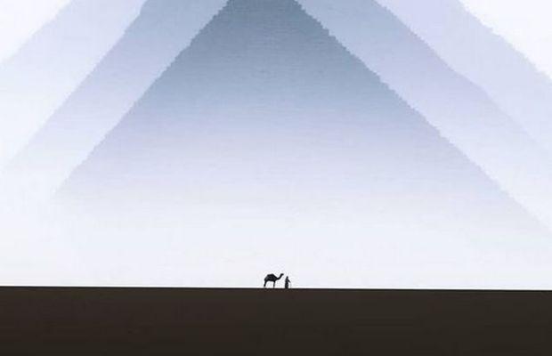 Giza Pyramids Photography