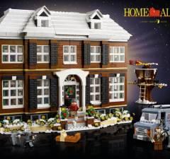 HOME ALONE $250 Lego Set