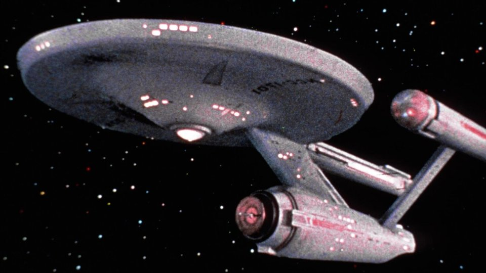 THE CENTER SEAT: 55 YEARS OF STAR TREK