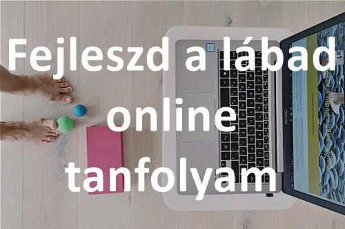 Fejleszd a lábad online tréning