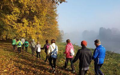 Nordic walking – marsz pozdrowie!