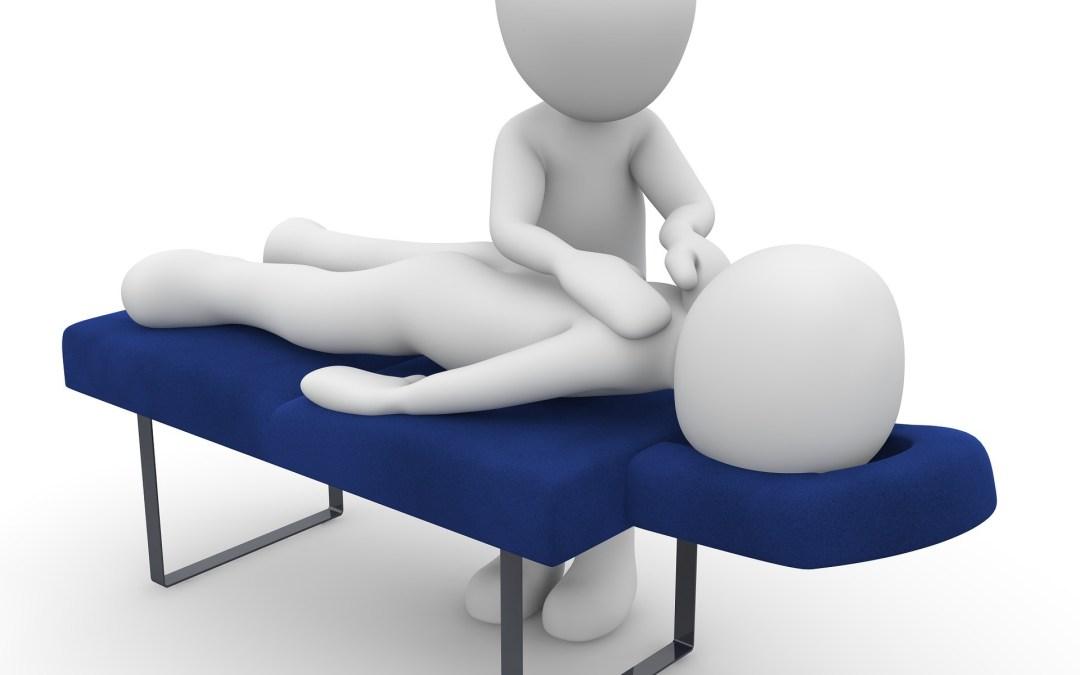 Jak wygląda pierwsza wizyta ufizjoterapeuty?