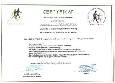 11 - Certyfikaty