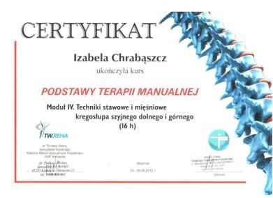15 - Certyfikaty