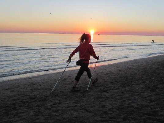 fizjoterapia częstochowa nordic walking 1 - NORDIC WALKING