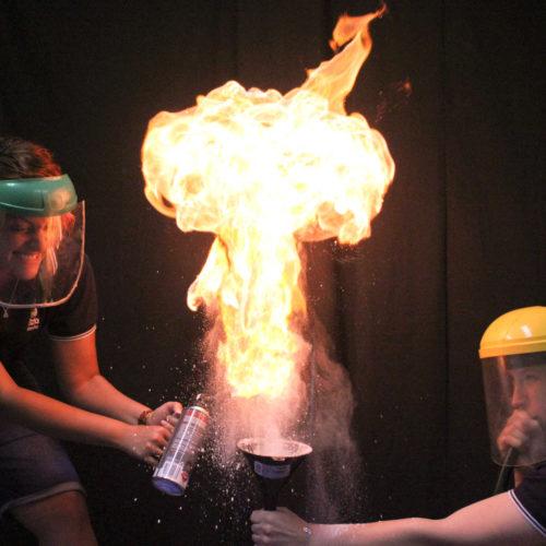 Fizzics Education fireball