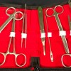 9 piece dissection open kit