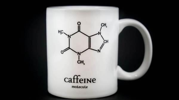 Mug of caffeine
