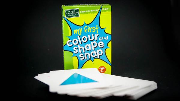 Colour Snap Playing Cards