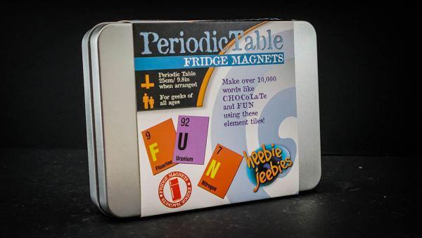 Periodic Table Fridge Magnets