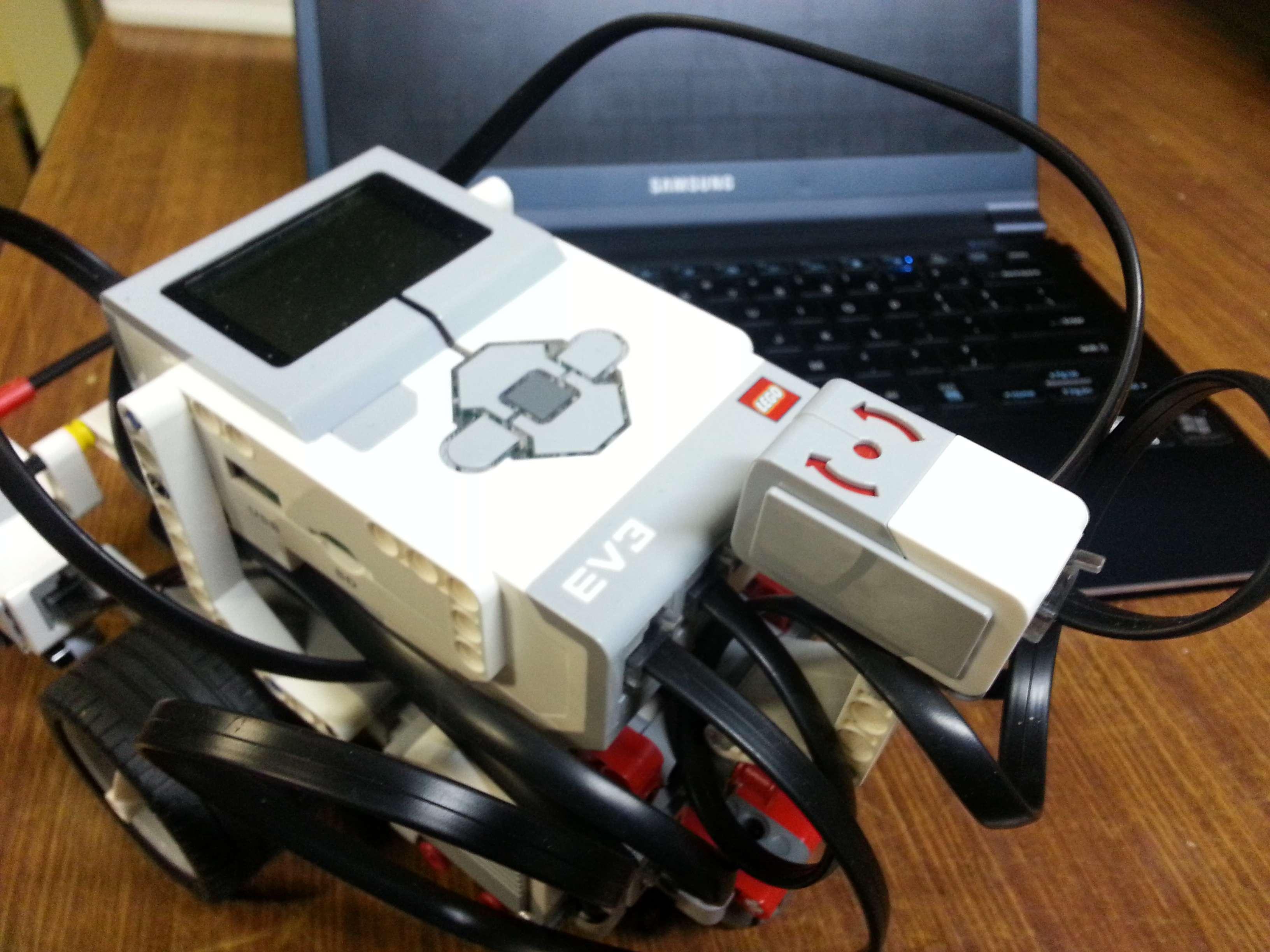 EV3 Lego robotics