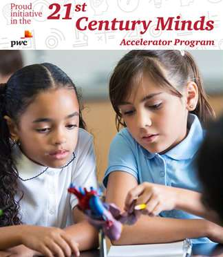 PwC 21st Century Minds Initiative