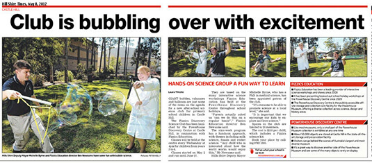 Hill Shire Times May 2012