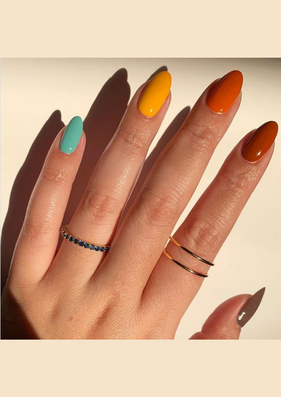 Look to see the Hottest Nail Trends Coming in 2021