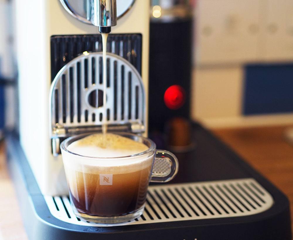Coffee Lovers Unite: Nespresso Citiz first impressions