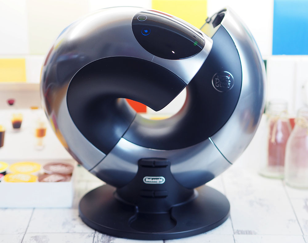 Review: Nescafé Dolce Gusto Eclipse Coffee Machine by De'Longhi