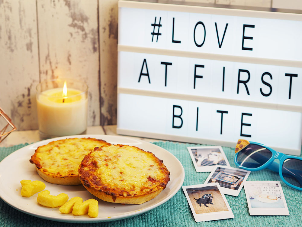 Cozy Nights, Lazy Days with #LoveAtFirstBite