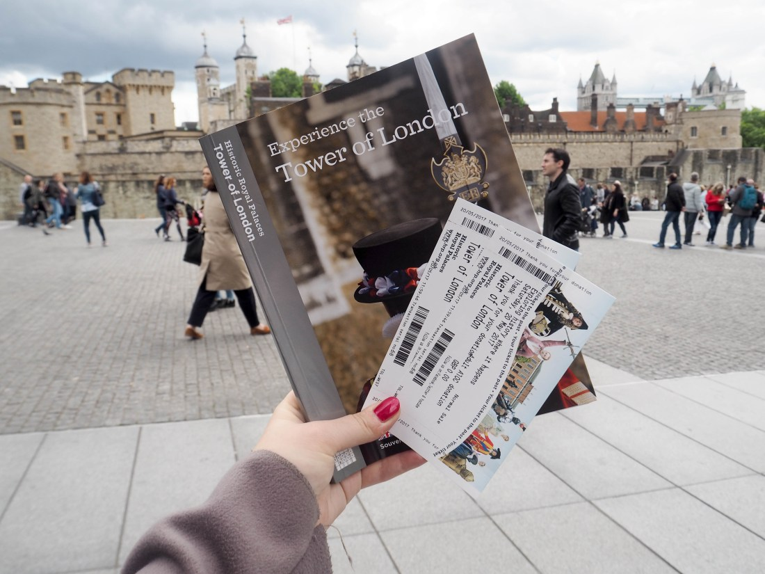 An Springtime adventure in London #ad