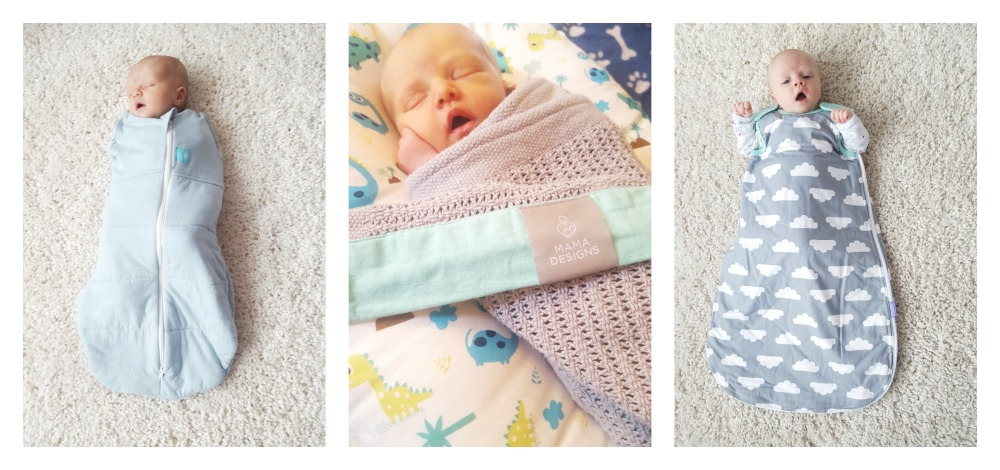 Newborn Sleep Essentials & a giveaway!