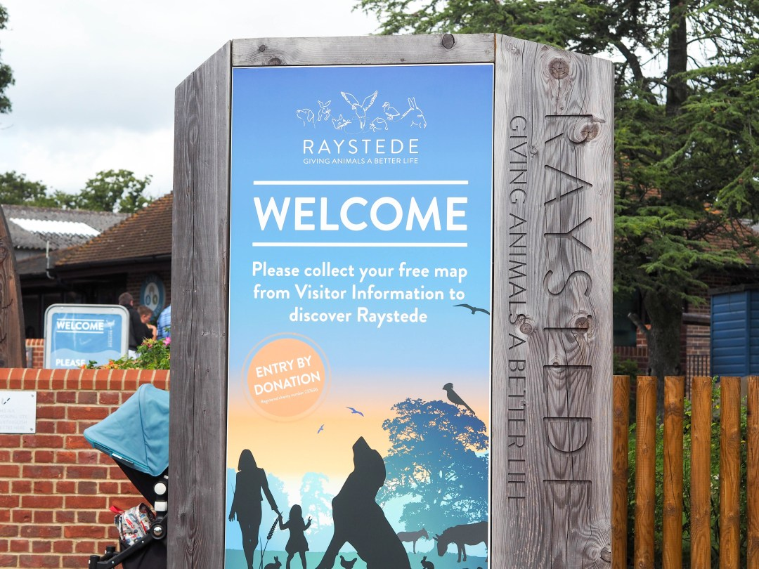 Family Days Out: Raystede Centre for Animal Welfar