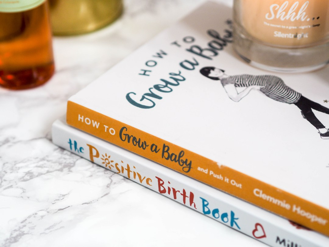 Whats on my Bedside Table: Pregnancy Edition