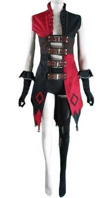 Harley Quinn Injustice God Among Us Costume