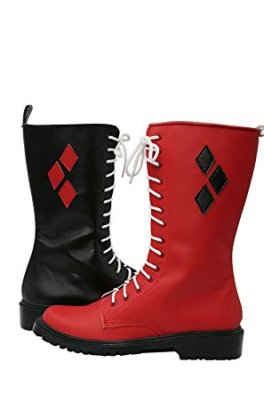 harley-quinn-jester-shoes