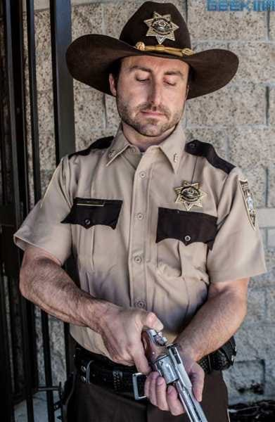 Rick Grimes Cospaly
