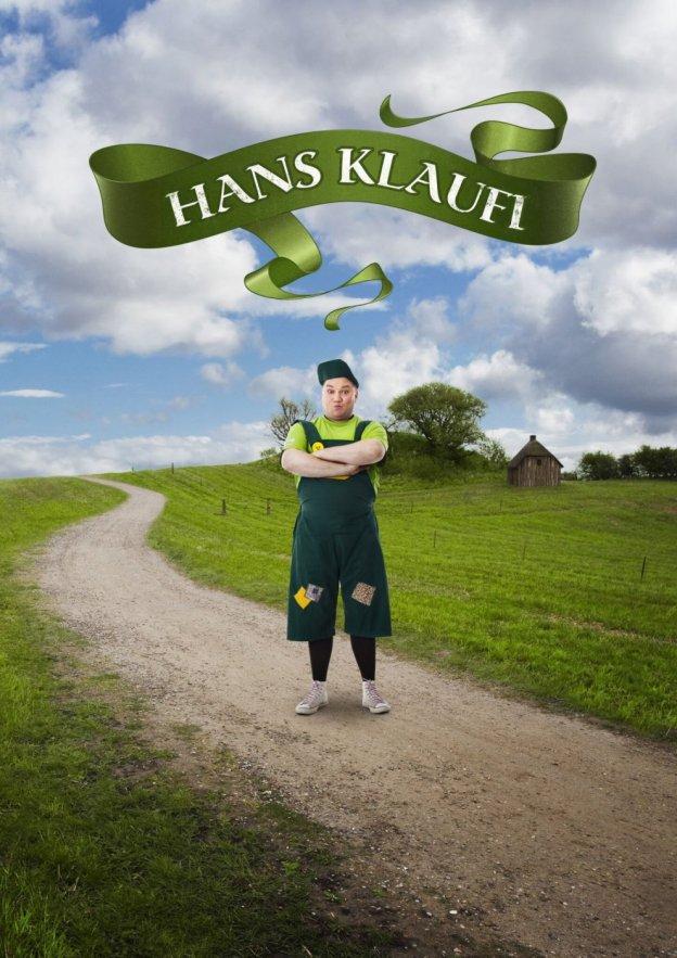 Hans Klaufi í Tjarnarborg 30. janúar - Leikhópurinn Lotta