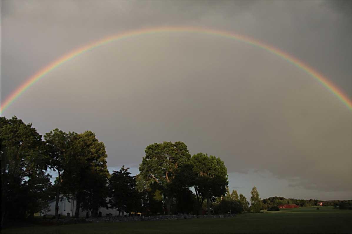 rainbow east round