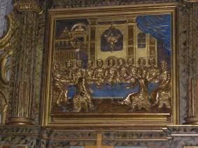 Frösthults kyrka interiör