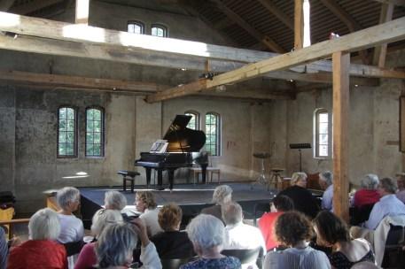 Forsby kvarn musikscen