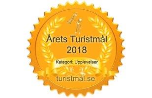 Gårdsjö year-tourist-2018