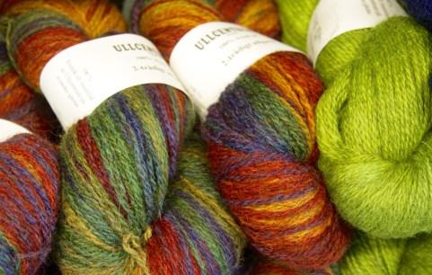 wool yarn from Ullcentrum