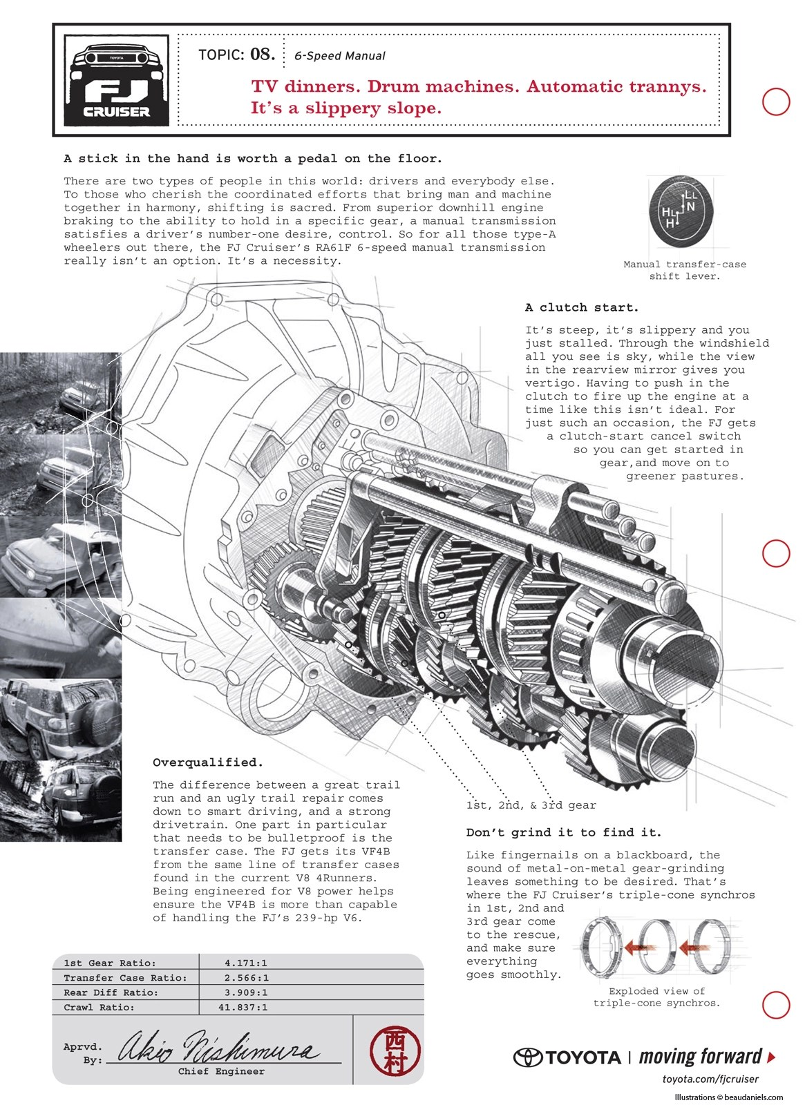 V8 Engine Cutaway Diagram