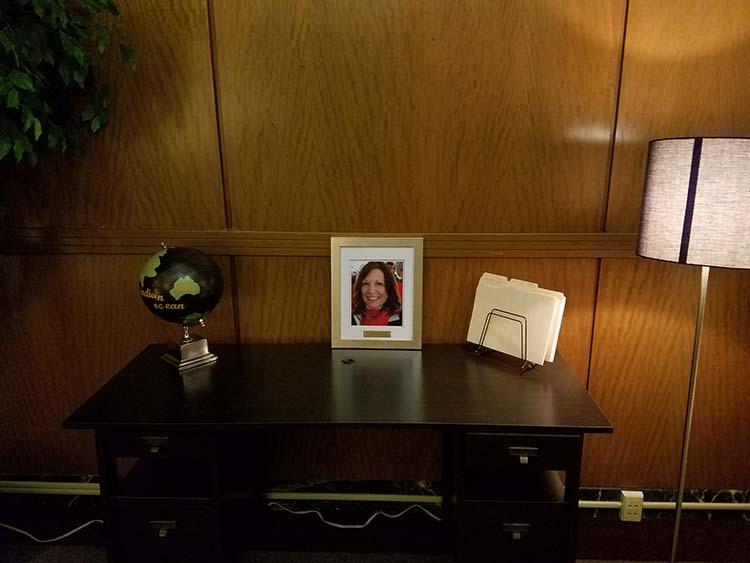 Ruby's Room Dedication