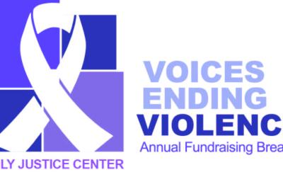 Voices Ending Violence Breakfast