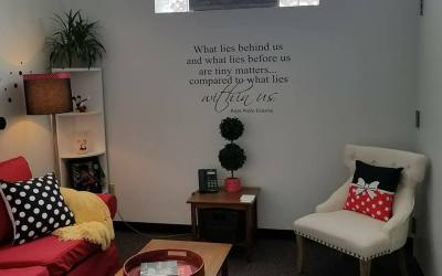 Angie's Room Dedicated at FJC