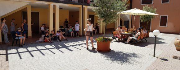 Randi forteller om livet og kulturen i Nord-Italia