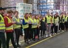 Virksomhedsbesøg i Aalborg og Herning