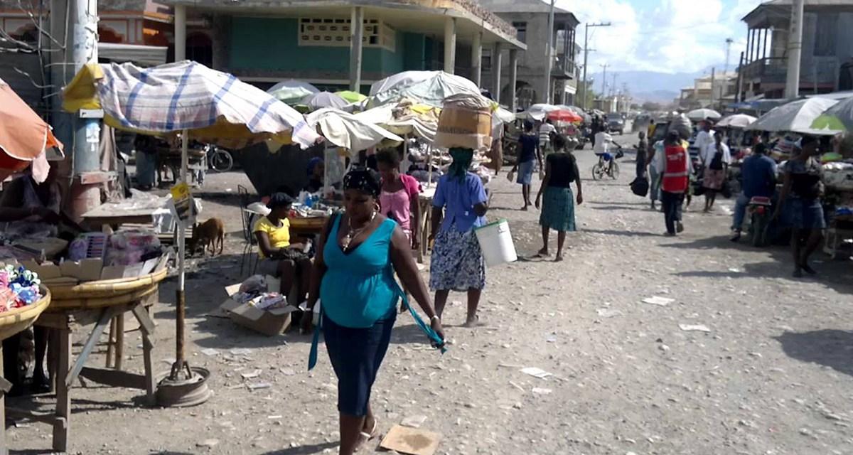Trabajando por el Reino de Dios en Haití