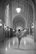 Isabella Walsh of San Francisco Ballet. Photograph by Karolina Kuras