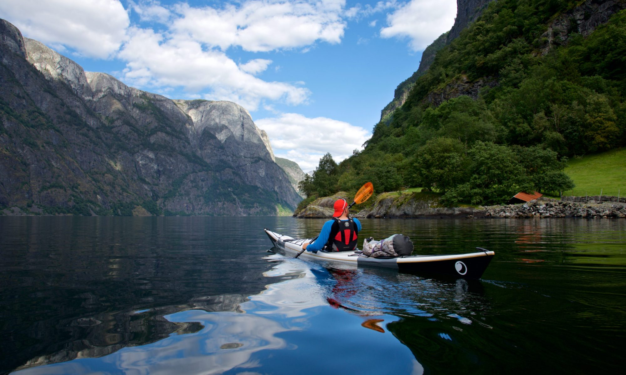 Activities in the Fjords