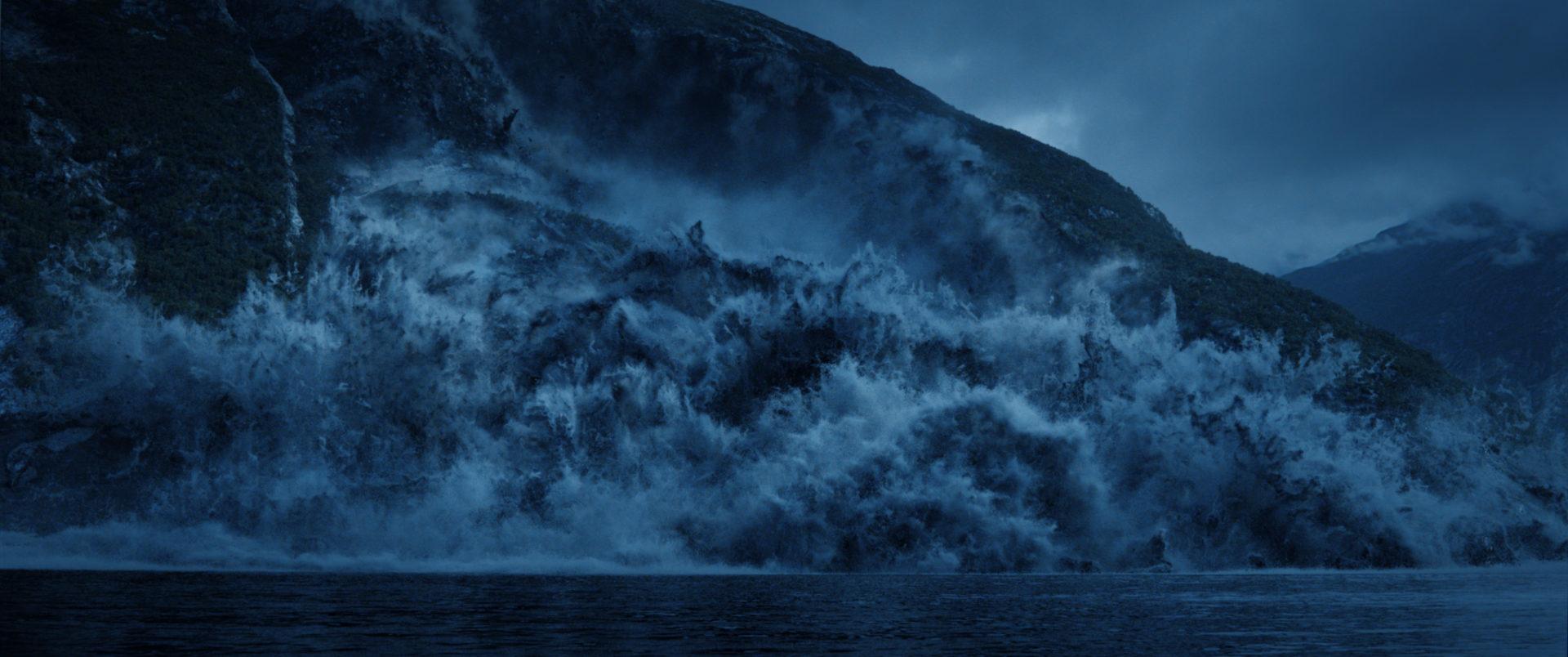 """Picture from the Movie """"Bølgen"""". Credit: Fantefilm Fiksjon"""