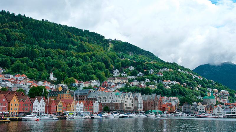 FJORDS NORWAY - BERGEN