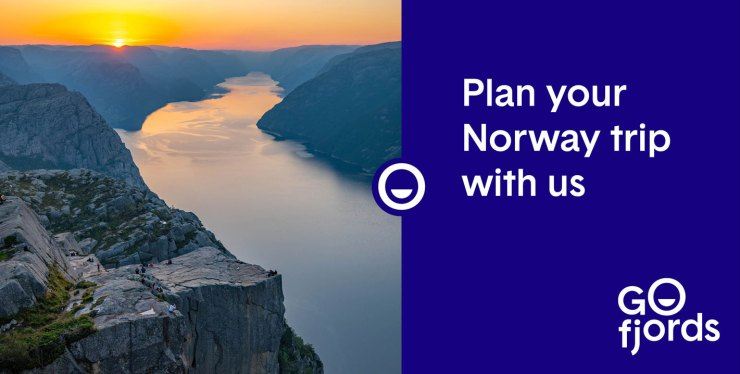 GoFjords.com - Plan your Norway trip with Go Fjords