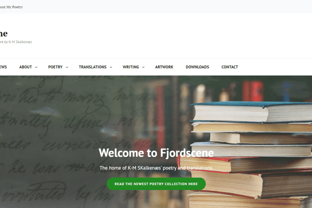Fjordscene v.4? – New and Better Design
