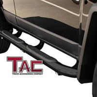 "TAC 2007-2014 TOYOTA FJ CRUISER 3"" BLACK Side Bar Step Nerf Bars Running Boards"