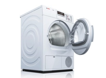 Bosch ascenta washer dryer