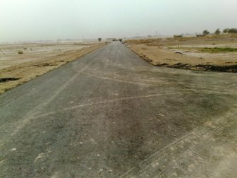 Carpeting of Road in Fatima Jinnah Town Phase 1 Multan (4)